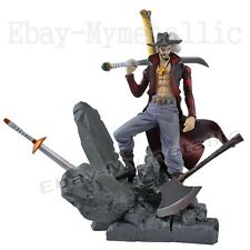 One Piece Scultures Championship Vol.2 Hawk Eye Dracule Mihawk 13cm Figure NOBox