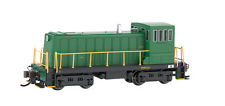 Painted, Unlettered - Green GE 70 Ton -DCC  BAC82053