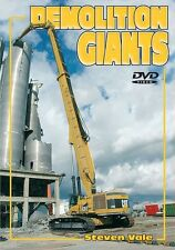 Demolition Giants - Demolition Machines DVD NEW