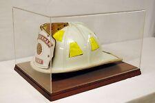 Fire Helmet Display Case