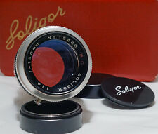 RARE CINE 150mm F4 PC SOLIGOR 65-35mm PANAVISION CINE LENS ARRI RED DRAGON GFX50