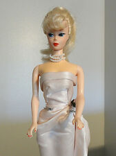Barbie 1993 {Remake of Vintage 1958} Cat Eye Makeup and Evening Gown VERY NICE!