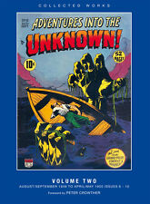 Adventures into the Unknown #2 HC