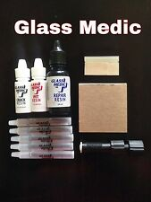 Auto glass Rock Chip, Crack Resin Windshield Repair Business Starter Kit DIY