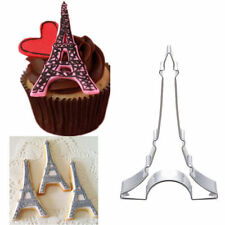 Eiffel Stainless Steel Biscuit Cookie Pastry Fondant Mold Cutter Cake Decoration