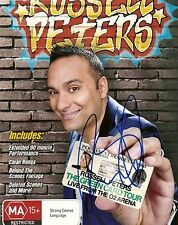 Autographed Russell Peters 8x10 Photo 5