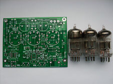 TUBE Headphone amplifier KIT