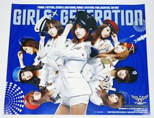 SNSD GIRLS' GENERATION - Genie 2009 Korea Ver. OFFICIAL POSTER (with Tube Case)
