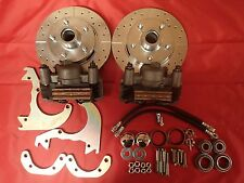 55 56 57 CHEVROLET DISC BRAKE changeover KIT  use your original wheels no offset