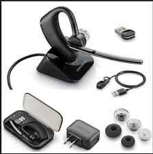 Plantronics Voyager Legend UC B235-M Bluetooth Headset COMPLETE SET UK PLUG