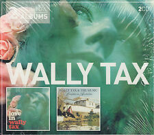 WALLY TAX love in / springtime in amsterdam 2CD NEU OVP