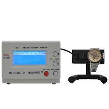Watch Tester Meter Timegrapher Timing Machine Calibration Tools LCD Display DD