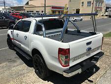 GCB Tradesman Rack Set for Ford PX Ranger Utes - Mark 1 & 2 Ranger