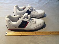 U.S. POLO ASSN 21640567W Men's Synthetic Athletic Sneakers Shoes US 13 White