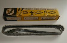 VINTAGE EAGLE MERIT FILM STRIPS DAN DARE JEFF ARNOLD HARRIS TWEED RARE C. 1950's