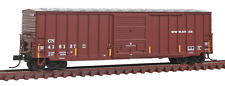N Atlas ACF 50' Precision Design Rib-Side Boxcar Canadian National  50001288