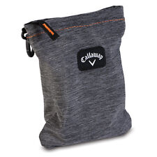 Callaway Golf Clubhouse Valuables Pouch Travel Bag 5916106 - Charcoal