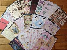 Kanban ~ LUCKY DIP ~ 20 x Assorted Foiled & Die-Cut Topper Sheet Collection