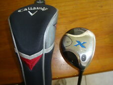 Callaway  X  #5 Fairway Wood 19* Fujikura 60 Regular Flex with Headcover
