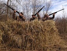 Quack Grass Palm Thatch Camo Duck Blind Material (2 - 5'x8' sheets per bundle)