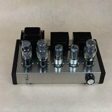 DIY Tube amp kit 6P3P + 6N8P Single Ended Tube Power amplifier kit HL-132