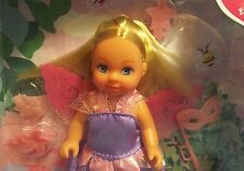 Evi Love Magic Fairy Doll by Simba Toys NRFB Glow In The Dark Accessories Purple