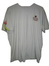 RARE BACARDI TORCHED CHERRY RUM - PROMO Rum 100% Cotton Tee T Shirt Mens size XL