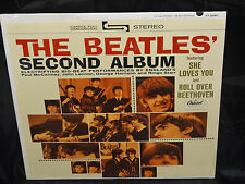 The Beatles Second Album SEALED USA 1965? RIAA 9 LP NO Gold Record Award