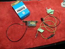 HEADLIGHT DELAY KIT WITH NOS RELAY 1970 SATELLITE/ROADRUNNER/CORONET/GTX/charger