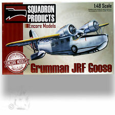 ENCORE 1/48 GRUMMAN JRF GOOSE LIMITED RELEASE KIT W RESIN, DECAL OPT
