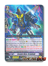 Cardfight Vanguard  x 4 Cosmic Hero, Grandsub - G-EB01/012EN - R Mint