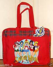 NEW WITH TAGS  VINTAGE SAILOR MOON RED BAG, MESSANGER BAG , BACKPACK