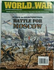 World at War Apr May 2017 Battle for Moscow Polish Czech (NO GAME) FREE SHIPPING