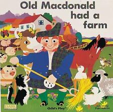 Old Macdonald Had a Farm (Books with Holes)