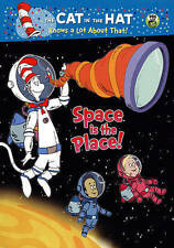 The Cat in the Hat Knows a Lot About That! Space is the Place, Very Good DVD, N/