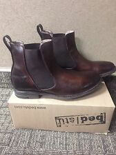 NIB BED STU TRIBUTE TEAK RUSTIC MENS BOOTS SZ 10.5