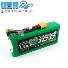 MultiStar High Capacity 10000mAh 4s 14.8v LiPo Battery Pack Long-Life XT60 New