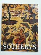 SOTHEBY'S  Auction Catalog ZURICH NOV. 2000 IMPORTANT FURNITURE, SILVER, CERAMIC