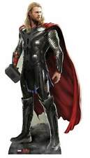 Thor Marvel's Avengers Age of Ultron Chris Hemsworth Cardboard Cutout/Standup