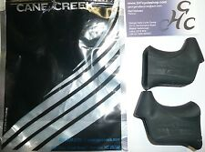 CANE CREEK B144 traditional road brake lever hoods black non aero 4 GB Weinmann