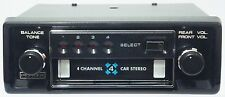 Vintage Car Stereo w/ 8-tracks Cassette Player Pioneer (((Old School)))