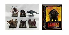 GASHAPON SF MOVIE SELECTION GAMERA SET 6 PZ. - KONAMI ガメラ