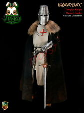 ACI Toys 1/6 ACI-24 Templar Knight Banner Holder_ Box Set #C _Crusader AT081Z