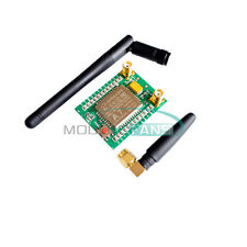 A7 GPRS GSM Module Adapter Board Plate Quad-band 850 900 1800 1900MHZ +Antenna M