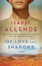 Of Love and Shadows : A Novel by Isabel Allende (2016, Paperback)
