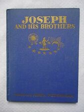 Joseph And His Brothers The Book Of Genesis by Maud & Miska Petersham 1931 HC