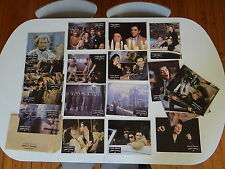 EDITH ET MARCEL Vintage set of 24 Lobby Cards in Envelope LELOUCH HUSTER BOUIX