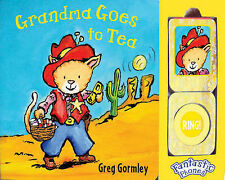 Grandma Goes to Tea: Fantastic Phones,Gormley, Greg,New Book mon0000021021