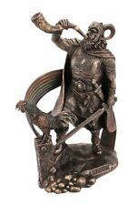 9.25 Inch Heimdall Norse God Mythology Figurine Figure Deity Viking Decor Pagan