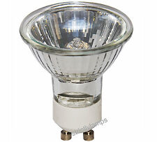 10 x GU10 25w Halogen Light Bulbs Spots £7.09 delivered